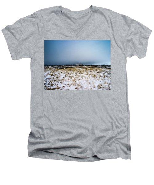 Fields Of Gold Men's V-Neck T-Shirt