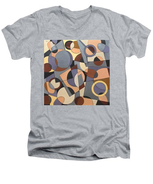 Finding A Way Men's V-Neck T-Shirt
