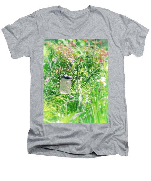 Fine Creek No. 1 Men's V-Neck T-Shirt