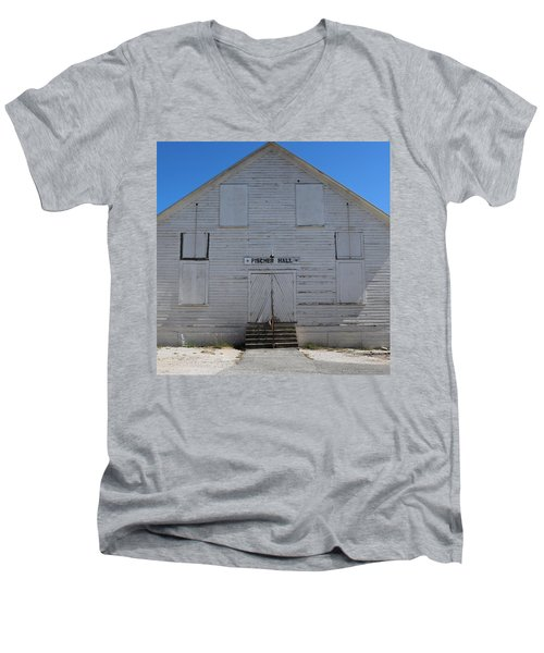 Fischer Dance Hall Men's V-Neck T-Shirt