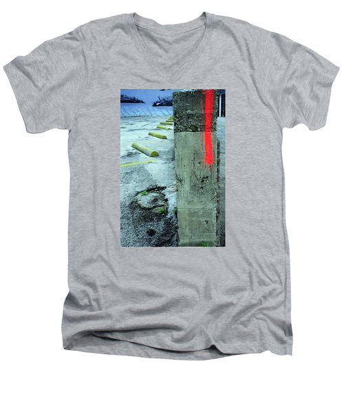 Flash Flood Men's V-Neck T-Shirt