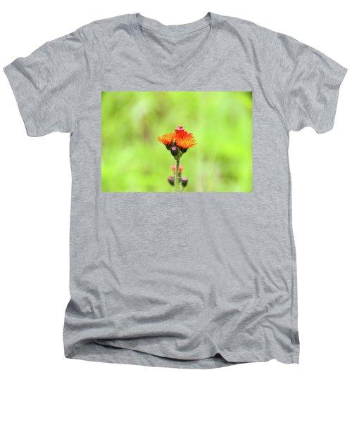 Fll-2 Men's V-Neck T-Shirt