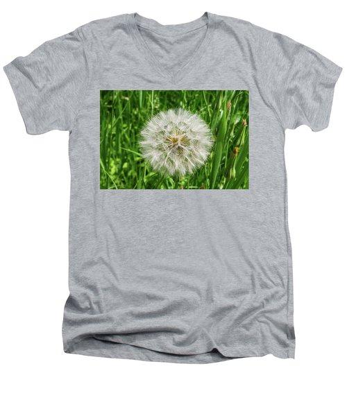 Fll-3 Men's V-Neck T-Shirt