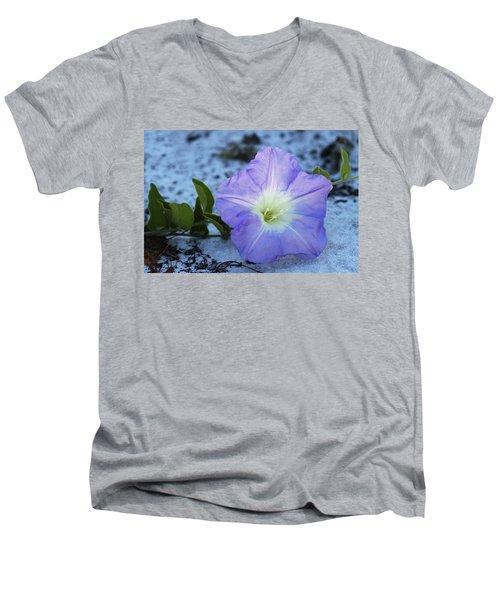 Florida Bonamia Men's V-Neck T-Shirt