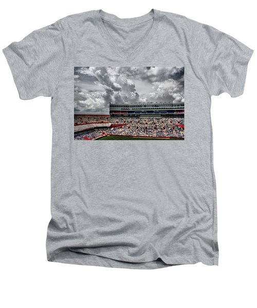 Florida Field Men's V-Neck T-Shirt