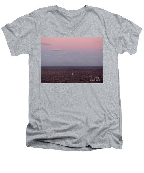 Florida Winter Men's V-Neck T-Shirt