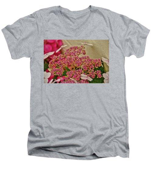 Flower 2 Men's V-Neck T-Shirt