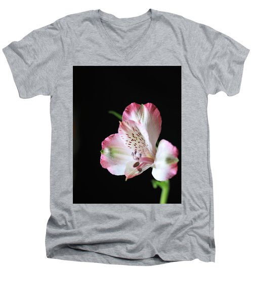 Flower IIi Men's V-Neck T-Shirt