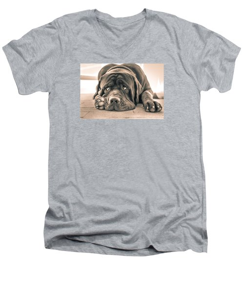 Floyd Men's V-Neck T-Shirt