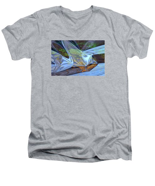 Fly By Night Men's V-Neck T-Shirt