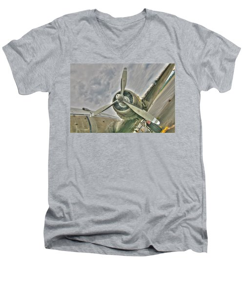 Fly Me Away Men's V-Neck T-Shirt