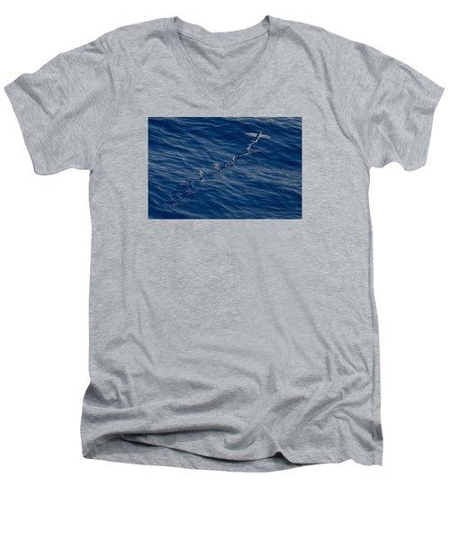 Flyer Men's V-Neck T-Shirt