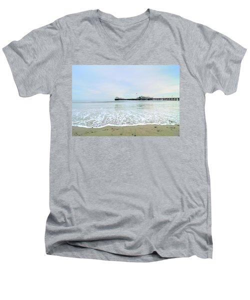 Foam Line Santa Barbara Men's V-Neck T-Shirt