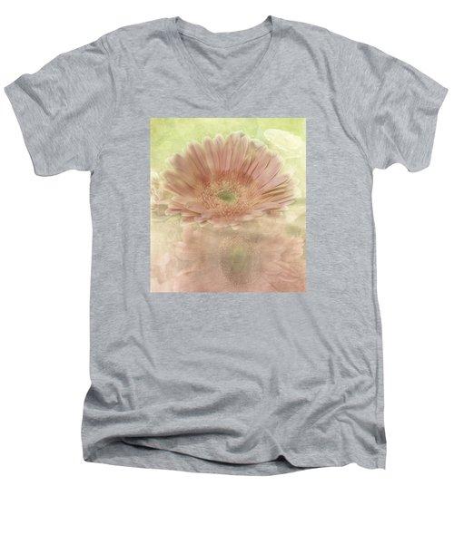 Focused On You Men's V-Neck T-Shirt by Arlene Carmel