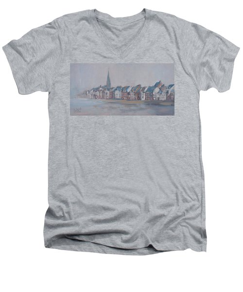 Foggy Wyck Men's V-Neck T-Shirt