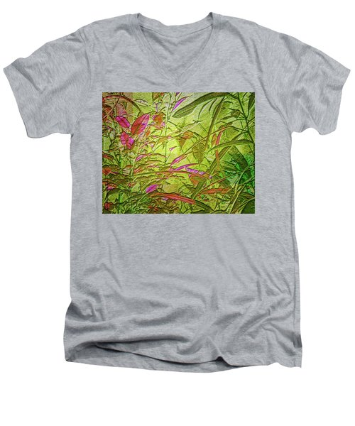 Foliage Men's V-Neck T-Shirt