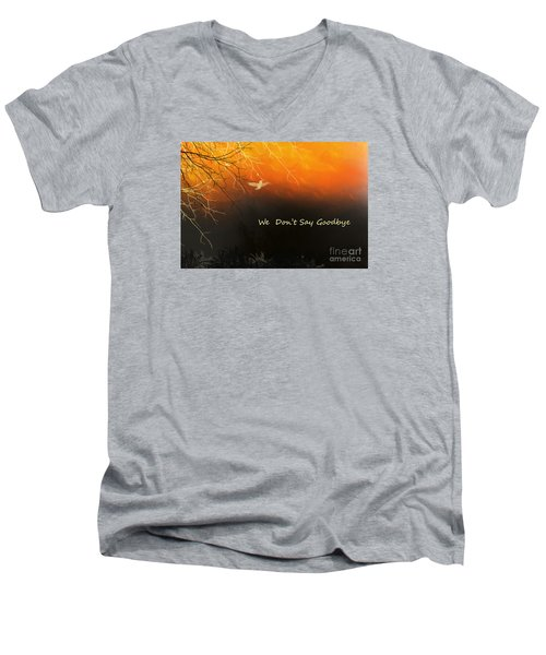 Fond Thoughts Men's V-Neck T-Shirt