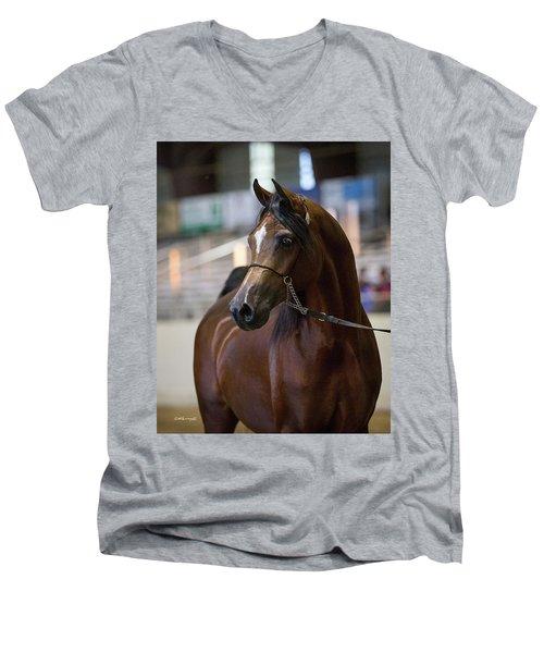 For Kathy Men's V-Neck T-Shirt