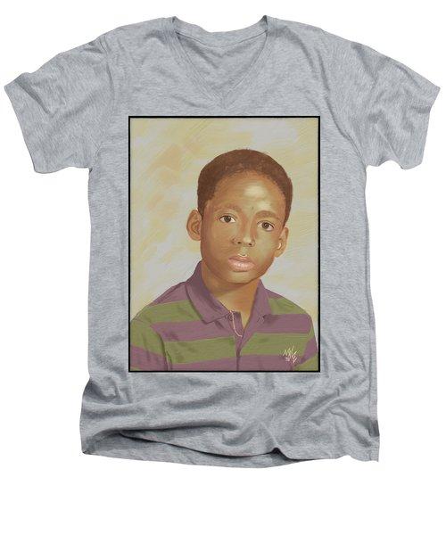 For My Brother Men's V-Neck T-Shirt