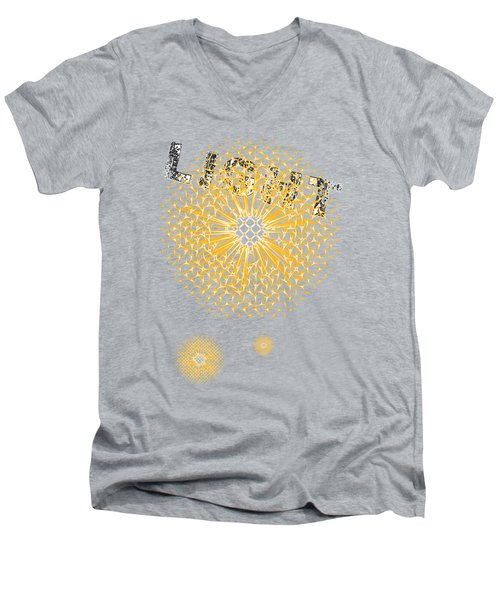 Come Unto Me Men's V-Neck T-Shirt