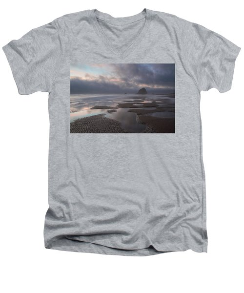 Forbidden Coast Men's V-Neck T-Shirt