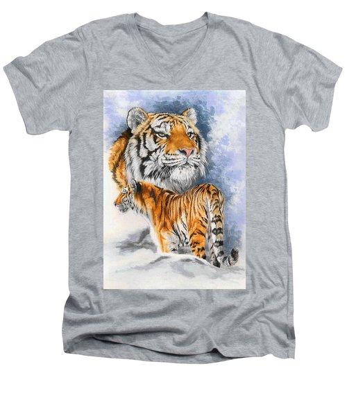 Forceful Men's V-Neck T-Shirt