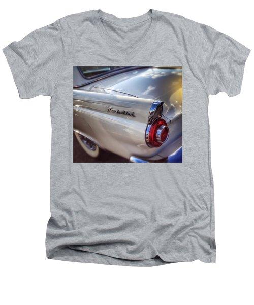 Ford Thunderbird Fender Color 2 Men's V-Neck T-Shirt