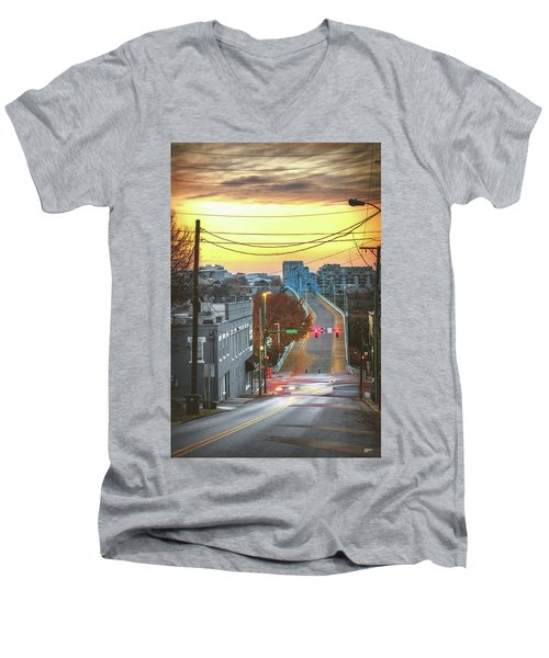 Forest And Frazier Men's V-Neck T-Shirt
