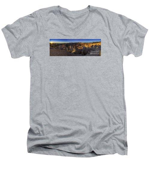 Forest Of Stone Men's V-Neck T-Shirt