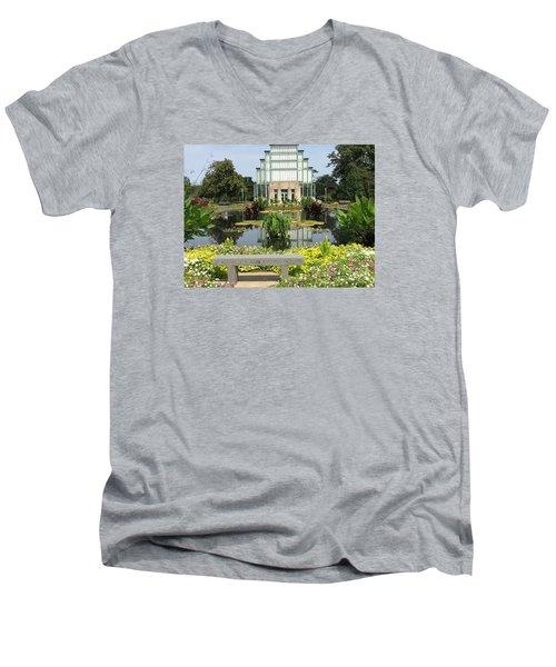 Forest Park Jewel Box Men's V-Neck T-Shirt