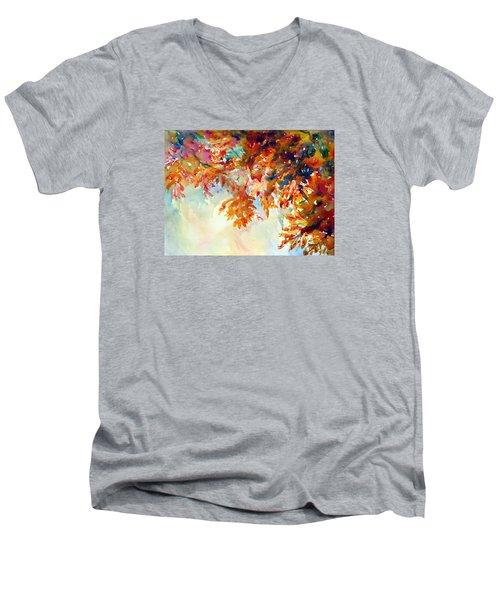 Forever Fall Men's V-Neck T-Shirt