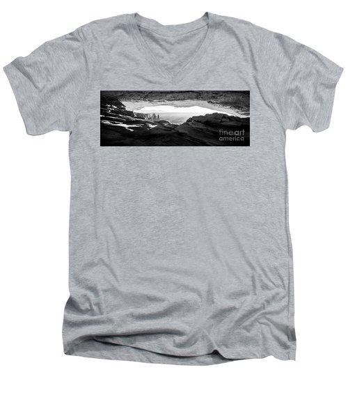 Forever View Men's V-Neck T-Shirt