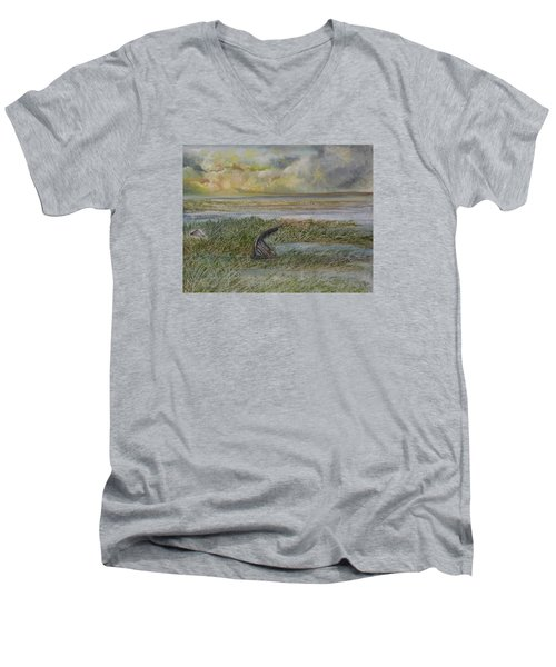 Forgotten Dreams Men's V-Neck T-Shirt