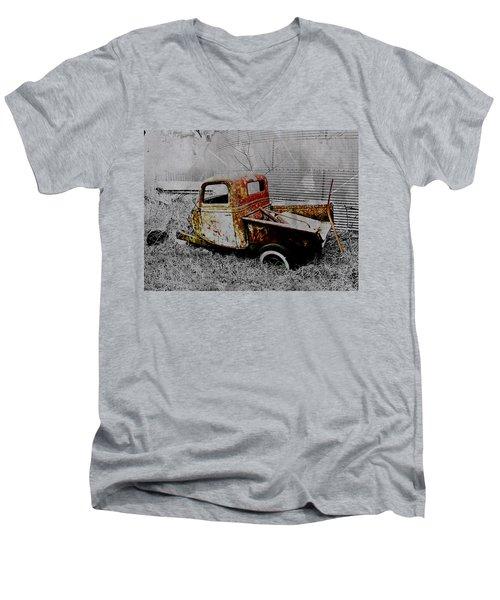 Forgotten Men's V-Neck T-Shirt