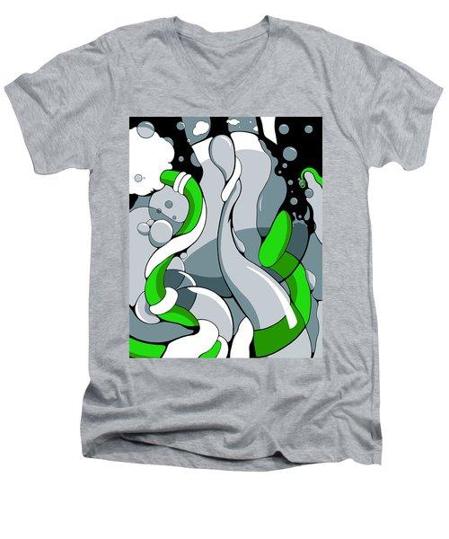 Fountainhead Men's V-Neck T-Shirt