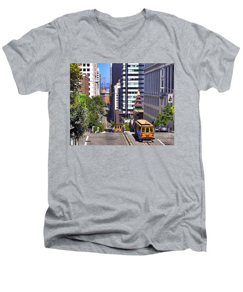 Four Points - San Francisco Men's V-Neck T-Shirt