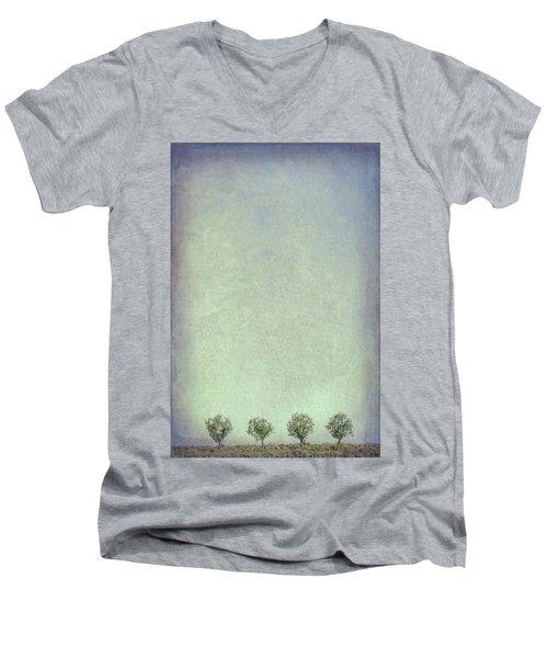 The Foursome Men's V-Neck T-Shirt