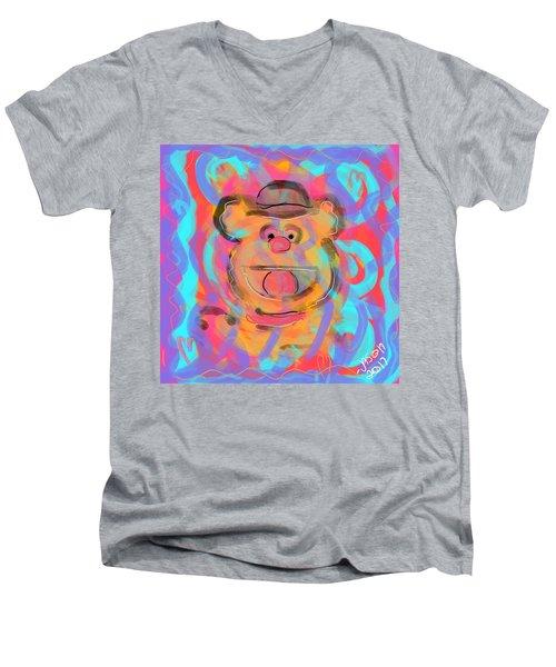 Fozzie Men's V-Neck T-Shirt