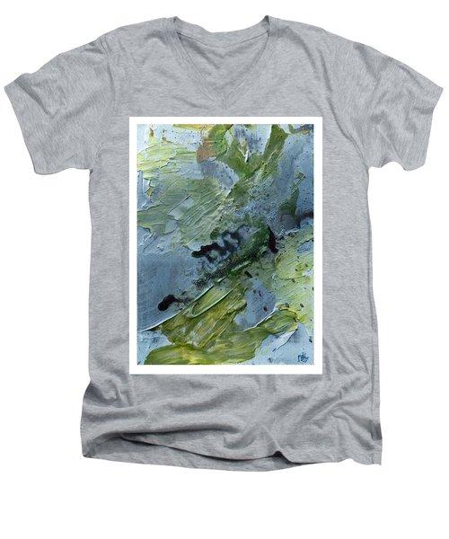 Fragility Of Life Men's V-Neck T-Shirt