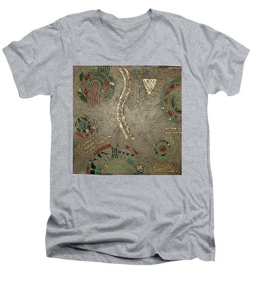 Fragments From Atlantis Men's V-Neck T-Shirt