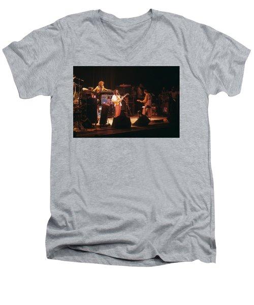 Frank Zappa Men's V-Neck T-Shirt