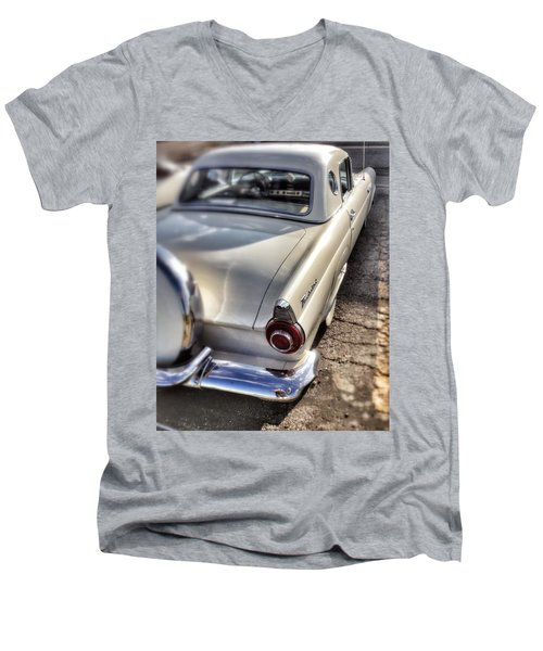 Fred Tthunderbird 4 Men's V-Neck T-Shirt