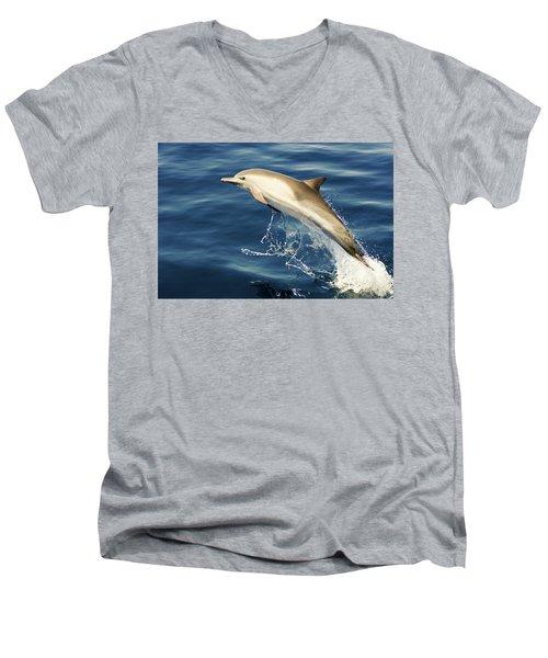 Free Jumper Men's V-Neck T-Shirt