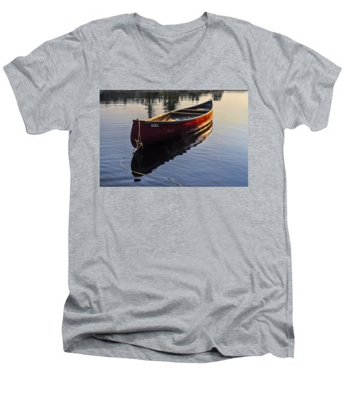 Freedom Men's V-Neck T-Shirt