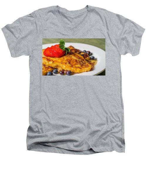 French Toast Men's V-Neck T-Shirt