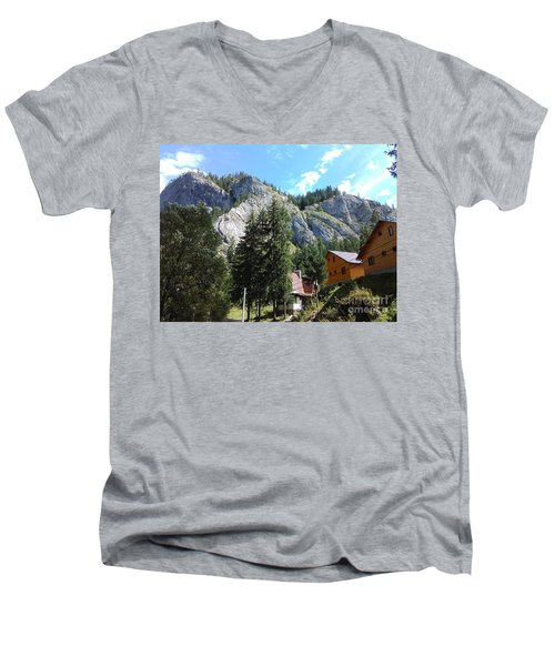 Fresh Air  Men's V-Neck T-Shirt