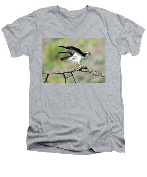 Fresh Fish Men's V-Neck T-Shirt