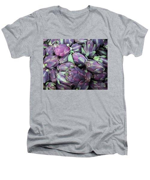 Freshness Men's V-Neck T-Shirt
