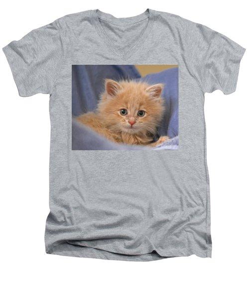 Freya #3 Men's V-Neck T-Shirt