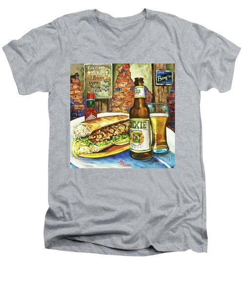 Friday Night Special Men's V-Neck T-Shirt
